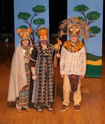 ... Lion King costume look. (1) 105 & Lion King Costuming u2013 The Artfulness
