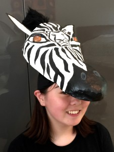 Bella Model Zebra